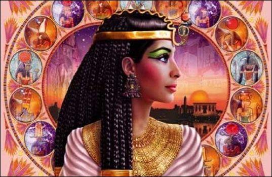 Секреты египетской царицы Клеопатры