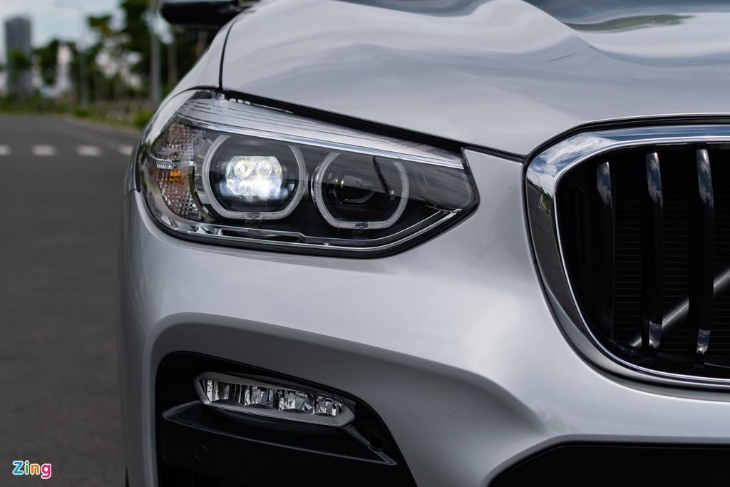 Chi tiết BMW X3 xDrive30i M Sport giá 2,6 tỷ