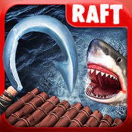 Raft Survival: Sobrevivencia na jangada v1.131 Apk Mod [Dinheiro Infinito]