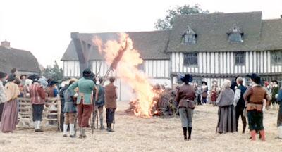 Witchfinder General, Tigon Films