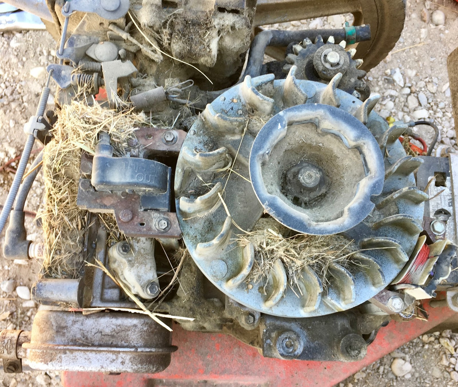 Syonyk's Project Blog: Briggs & Stratton Quantum 5HP Recoil Starter