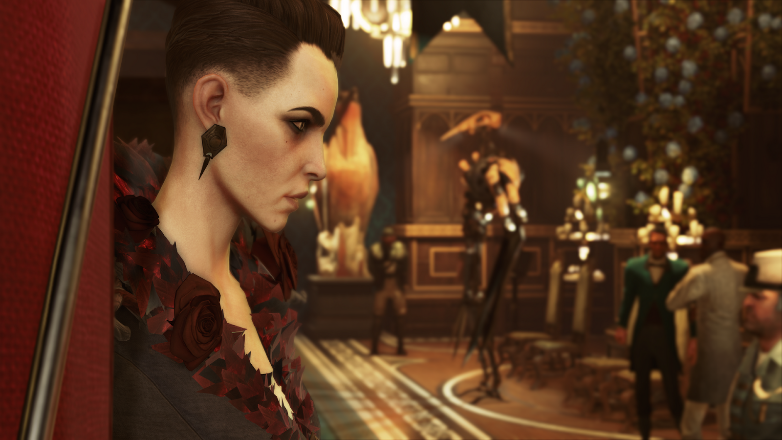 Dishonored 2 Delilah