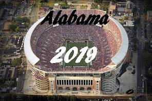Cats play at Alabama in 2019