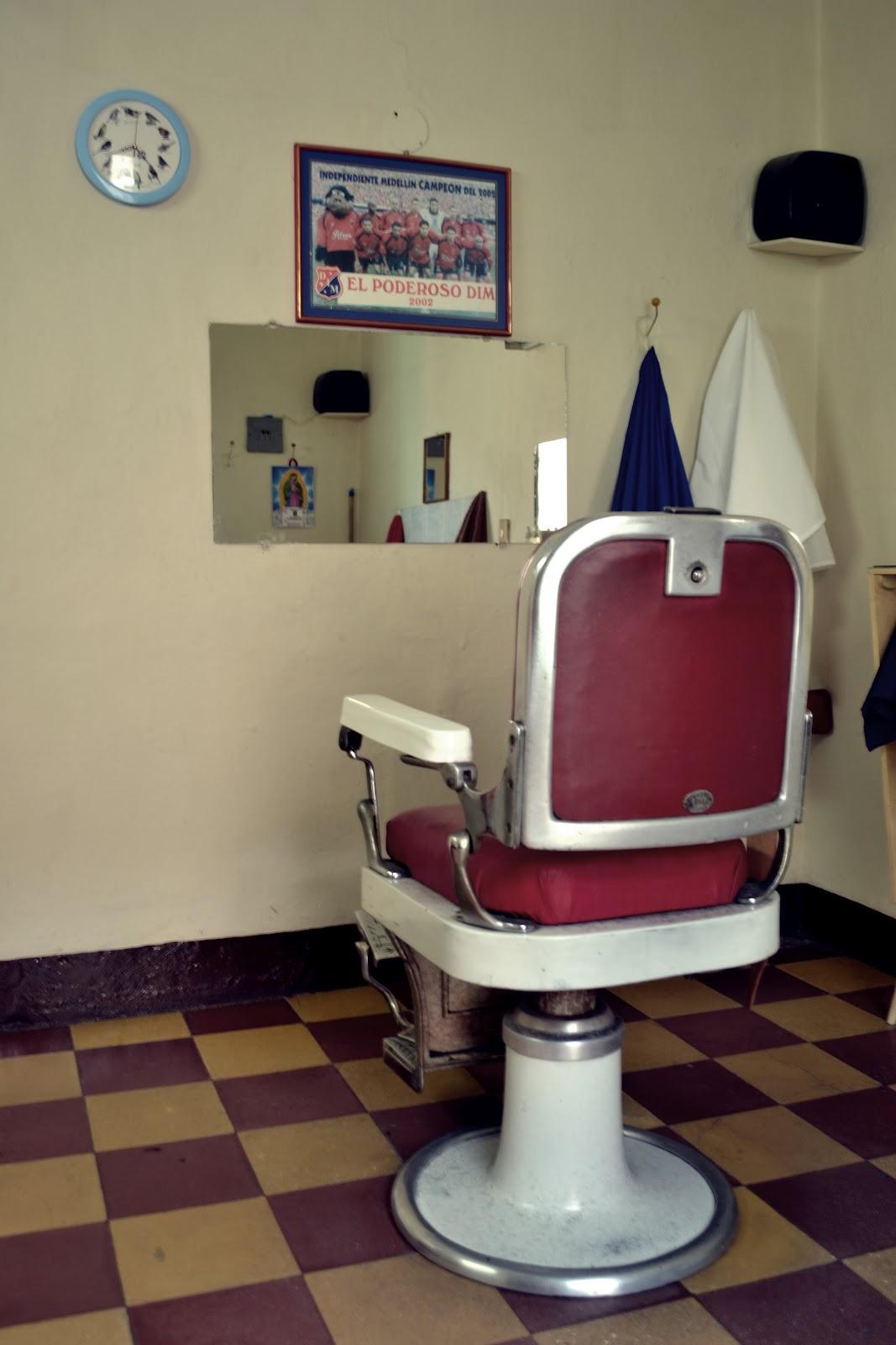 Impresionante Sillas De Barbero Colección De Silla Idea