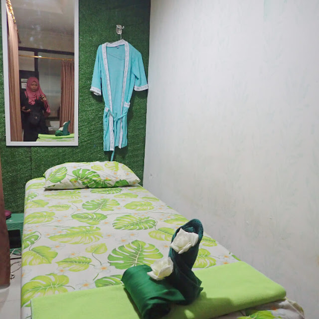 de green salon cempaka putih