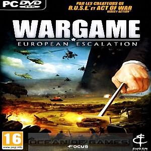 لعبة الحرب مناورات التصعيد الأوروبي  Wargame European Escalation مجاناً