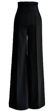 Moda Para Gorditas Pantalones Palazzos Para Gorditas 2014