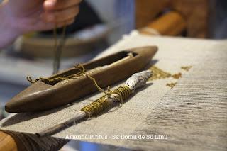 lavorazione del bisso marino arianna pintus arjanas