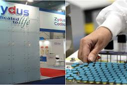 जायड्स की विराफिन को DCGI की मंजूरी covid 19 के मरीजों के लिए होगा इस्तेमाल।