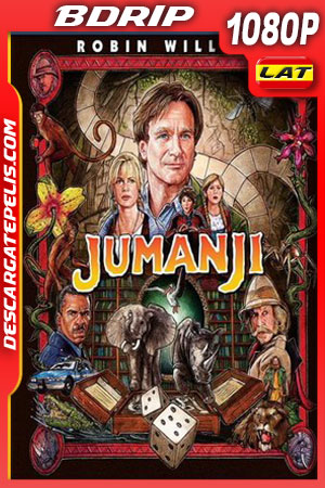 Jumanji (1995) 1080p BDrip Latino – Ingles