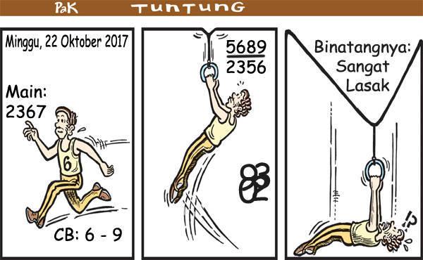 Prediksi Gambar Pak Tuntung Minggu 22 10 2017