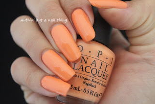 OPI - Is Mai Tai Crooked?