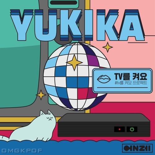 YUKIKA – Love in TV World – Single