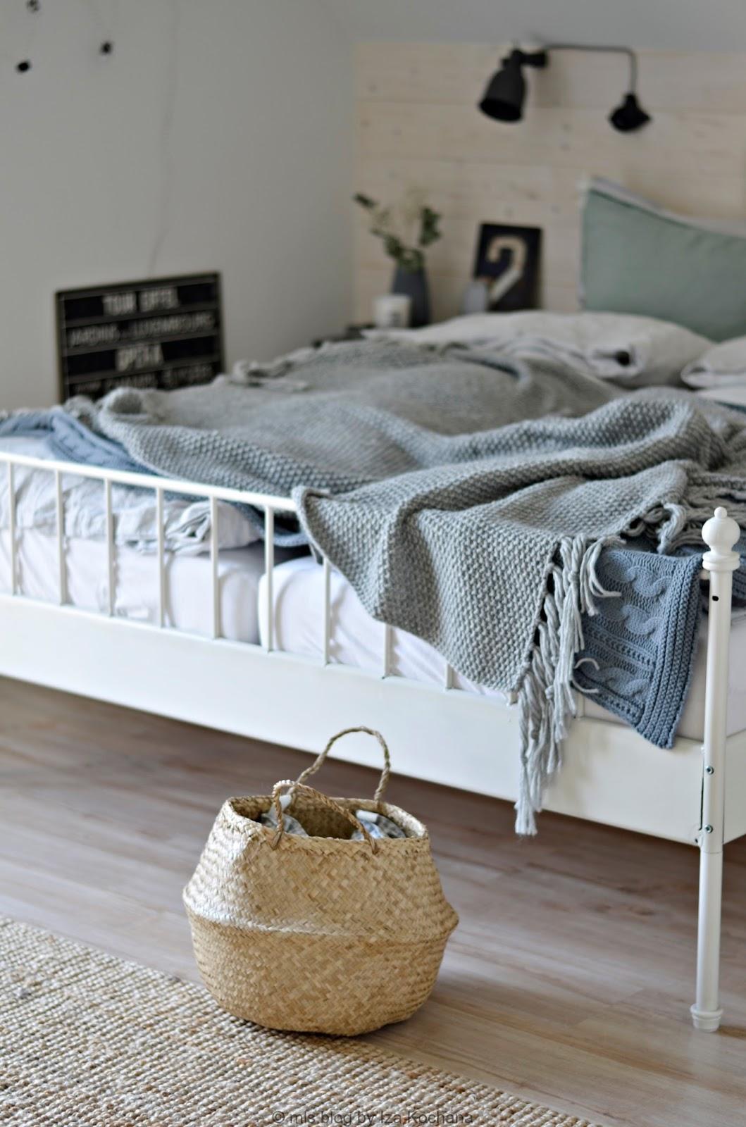 cozy nordic bedroom