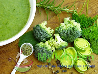 The easiest way to prepare and cook broccoli
