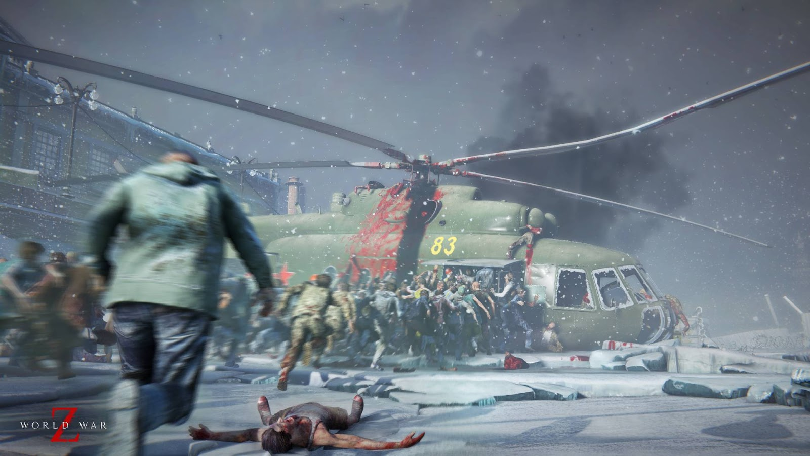 Download World War Z Torrent PC