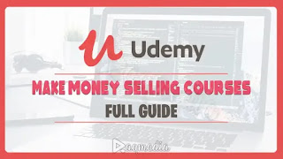 Udemy Tutorial Create Account and Earn Money Online
