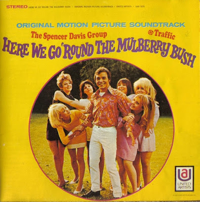 The Spencer Davis Group / Traffic /Andy Ellison ‎– Here We Go 'Round The Mulberry Bush (OST)  1968