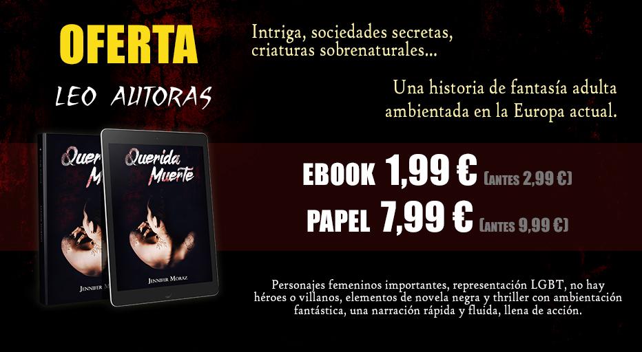 Querida Muerte libro