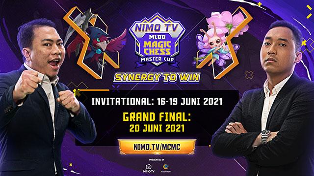 Nimo TV X Magic Chess Master Cup Season 1