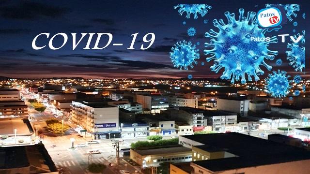 12 novos casos de Covid-19 são registrados em Patos