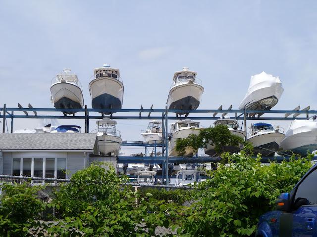 Bahrs Landing boats