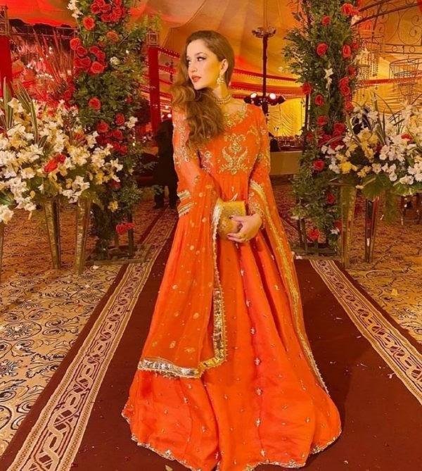 Fiza Khawar Wedding pictures