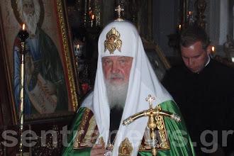 Η Ρωσική εκκλησία  αποκόπτεται από το Oικουμενικό Πατριαρχείο