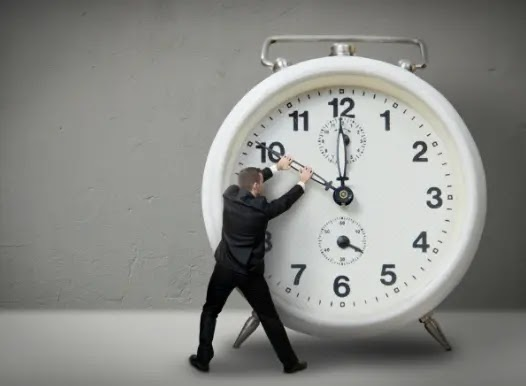 stop procrastinating because procrastination is the thief of time
