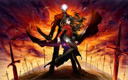 Fate/Stay Night Movie : Unlimited Blade Works