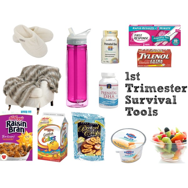 1st Trimester Survival Tools