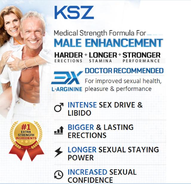 KSZ Male Enhancement Reviews