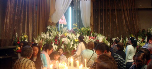 Advocaciones y Entrada de niños abren programa de Urkupiña 2016