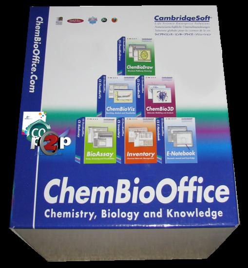 Tải ChemBioOffice 12 Full License - Vẽ Cấu Trúc Phần Tử Hóa Học