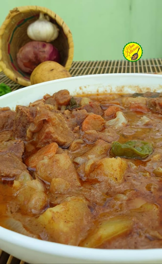 Les recettes de Mina Delicious : Le « Mafé »