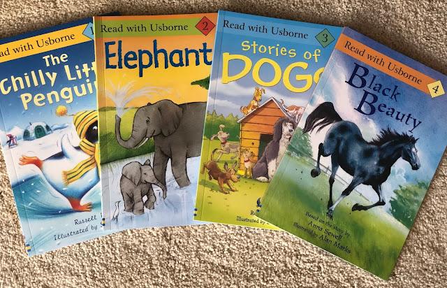 Read with Usborne Reading Program