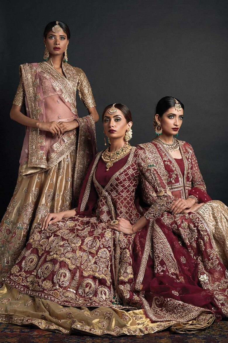 Latest Zara Shahjahan Bridal Collection with Prices
