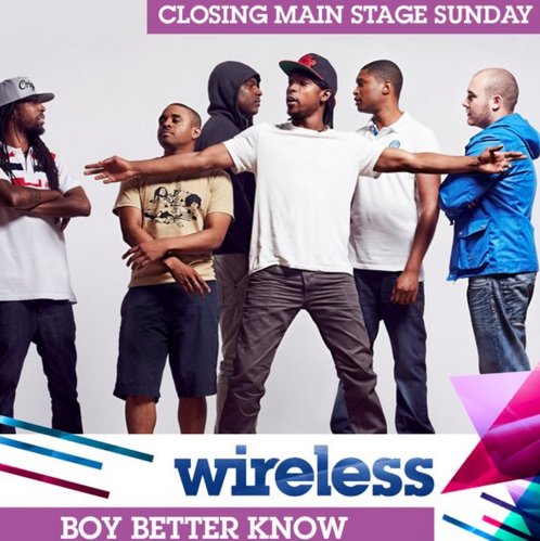 WIRELESS FESTIVAL 2016 OFFICIAL LINE-UP ANNOUNCED