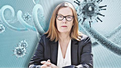 Giáo sư Dame Sarah Gilbert, tác giả của vắc xin AstraZeneca