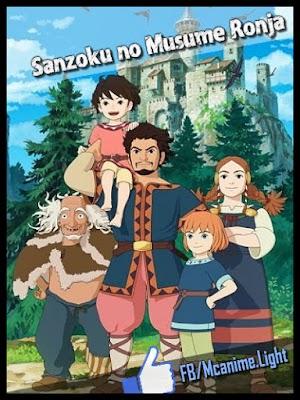 Sanzoku no Musume Ronja [26/26][MEGA] BD HDTV | 720P [130MB][Sub Español]