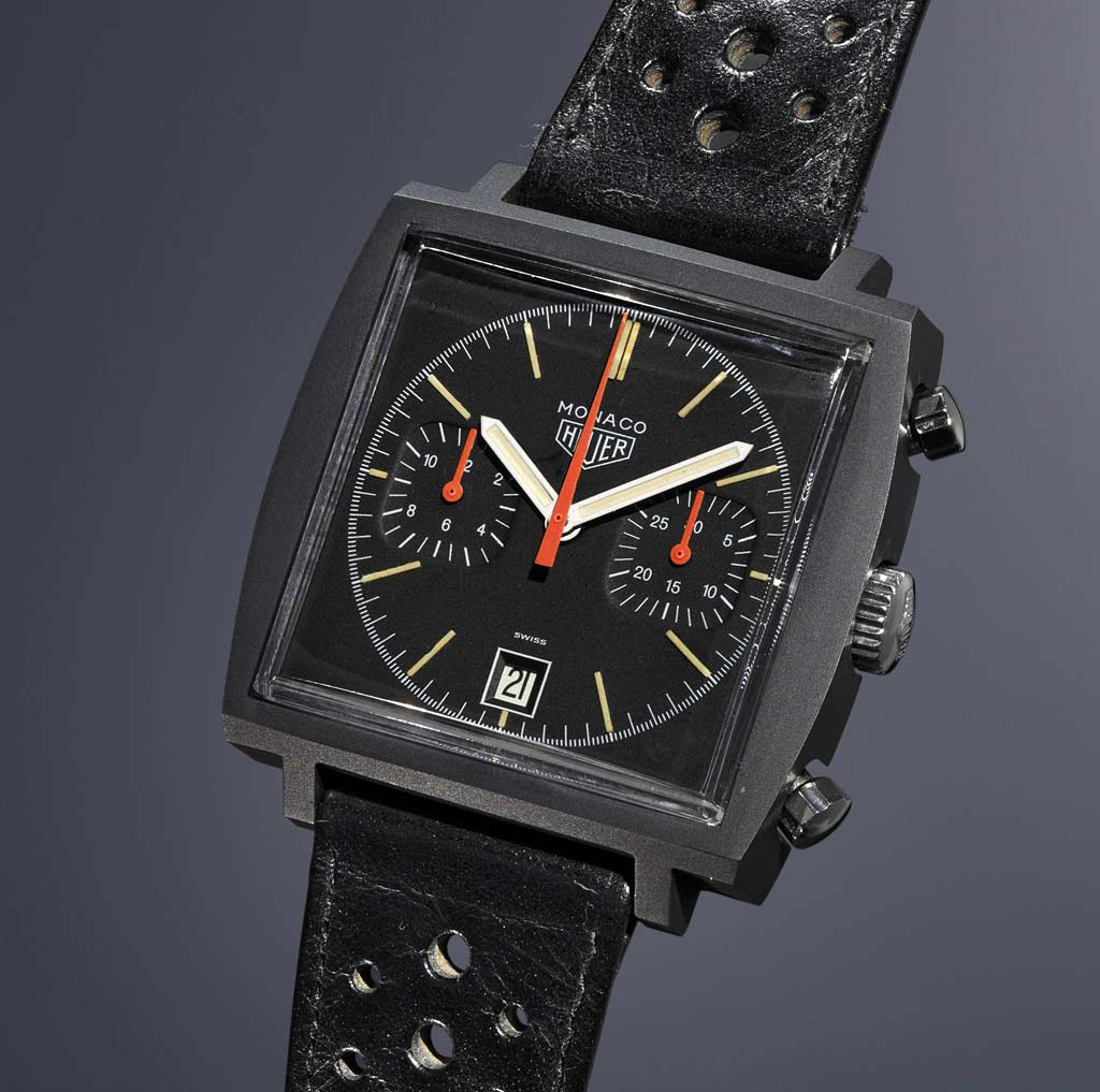 history of the tag heuer monaco time and watches. Black Bedroom Furniture Sets. Home Design Ideas