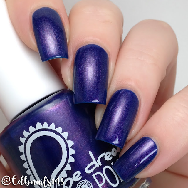 Pipe Dream Polish-Turn The Page