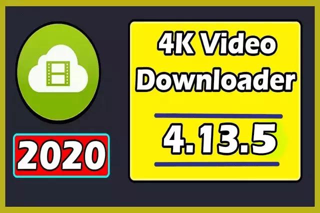 Download 4K Video Downloader 4.13.5 License Key