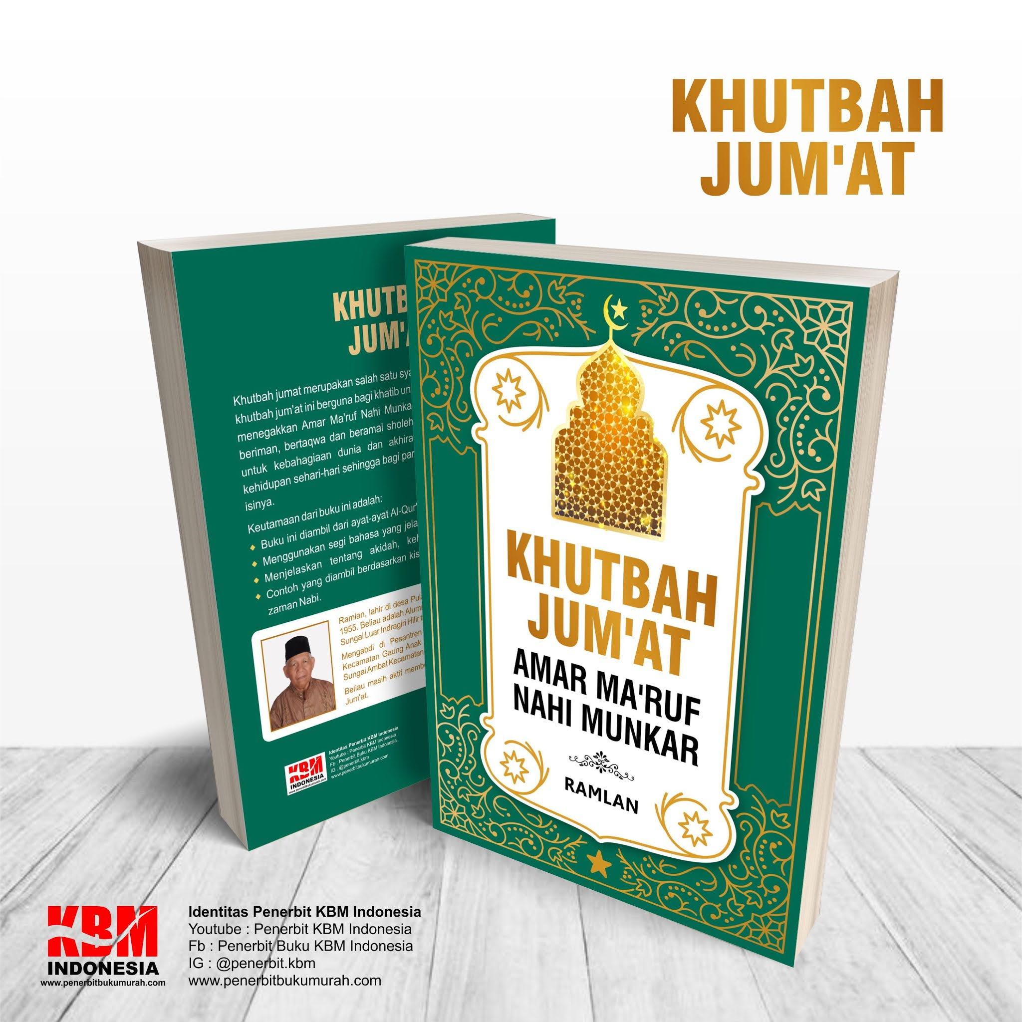 KHUTBAH JUM