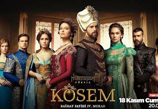 مسلسل السلطانة كوسم Kösem