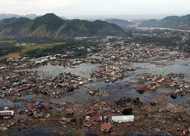 tërmet në Sumatra, Indonezi, 26 dhjetor 2004