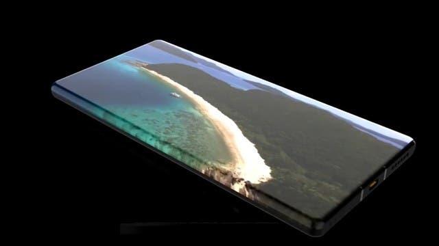 تسريب أول صور لهاتف هواوي المنتظر Huawei Mate 40
