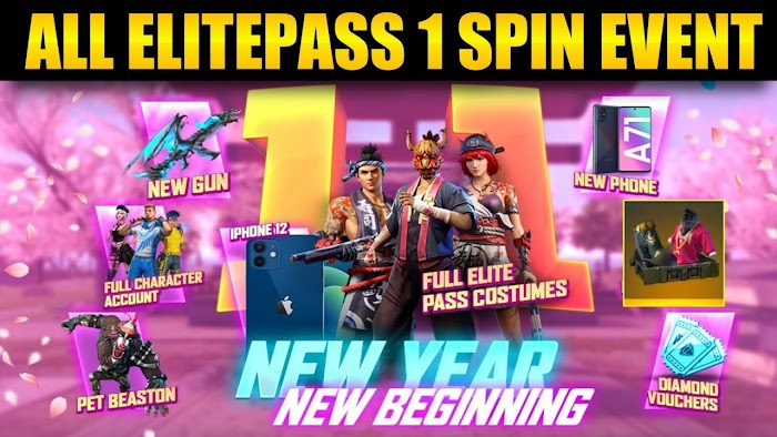 How To Get Free Elite Pass, Free Fire New Exclusive Offer