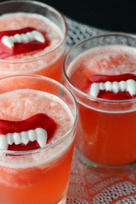 Halloween Slushy Punch Recipe