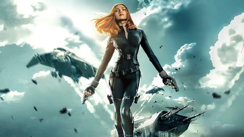 сольный фильм, кинокомикс, Чёрная вдова, Наташа Романофф, Наталья Романова, Black Widow, Marvel, выйдет в 2020 году